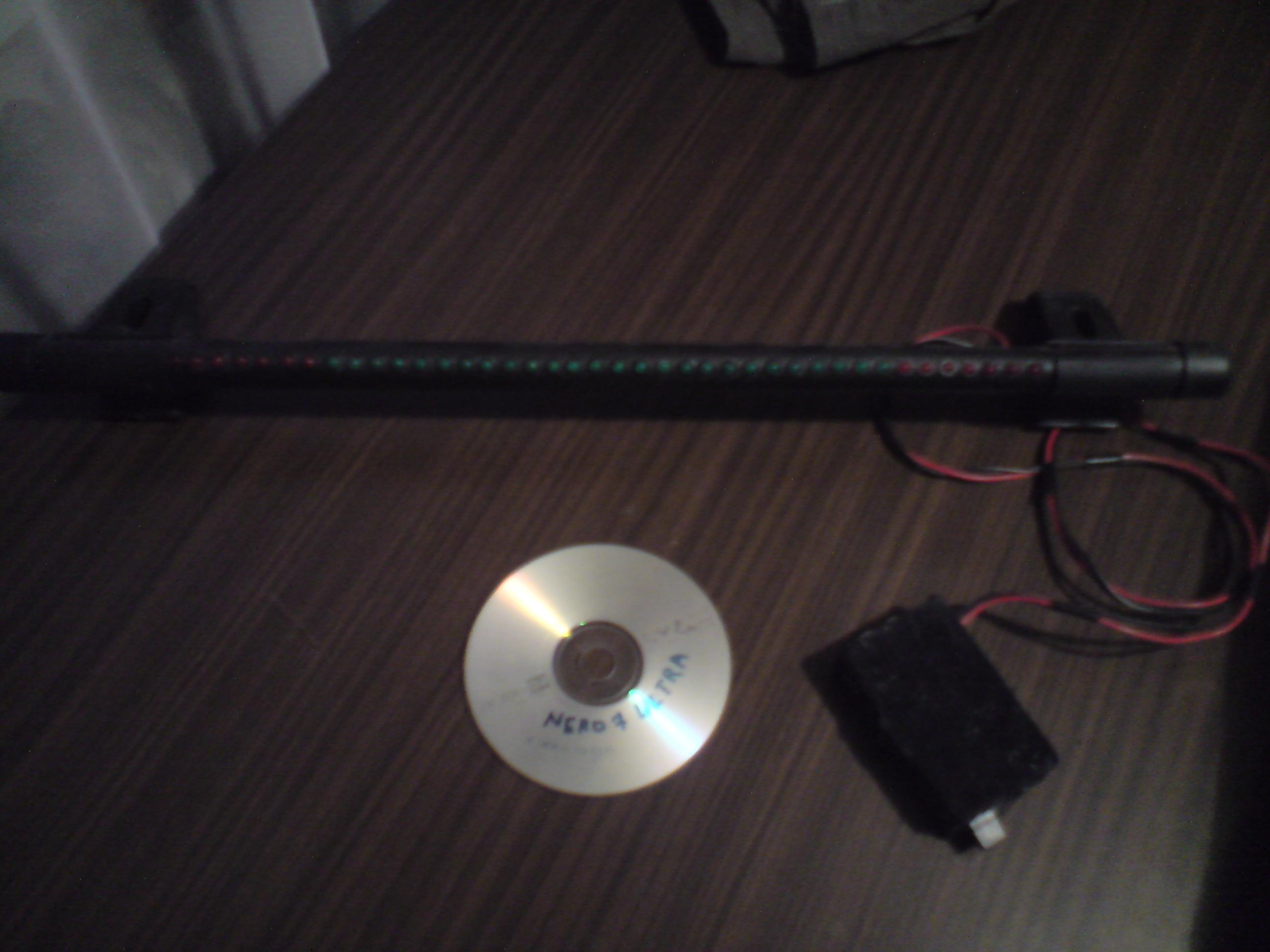 LM3915_2x VU meter